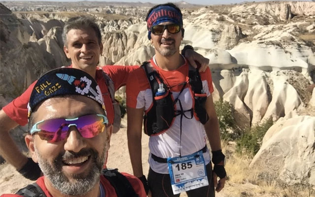 2017 Hilmi Guven 110K Race Report (Turkish)