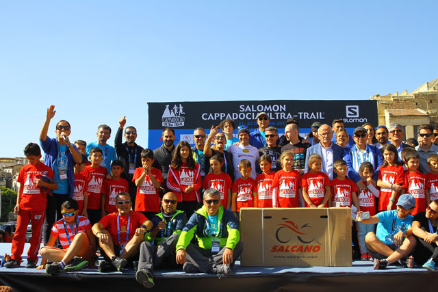 Cappadocia Ultra Trail Award Ceremony Photos