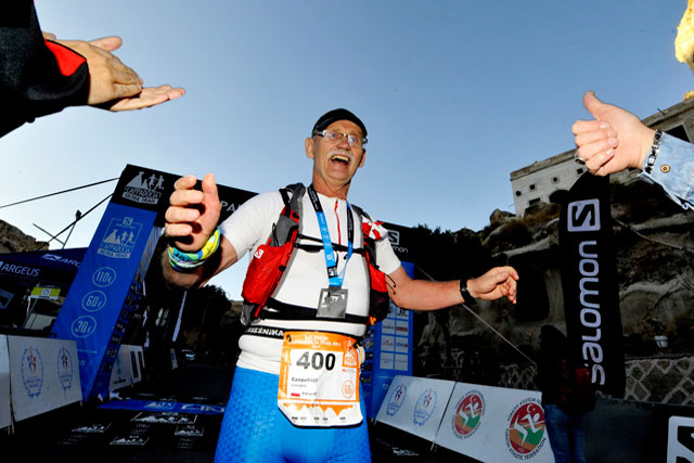 Cappadocia Ultra Trail Finisher Album 1