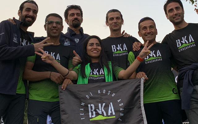 Tuğrul Peker CUT Race Report