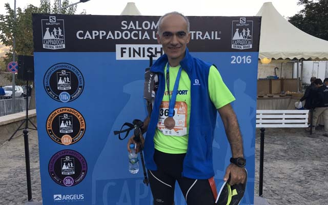 60K Race Report (Turkish)