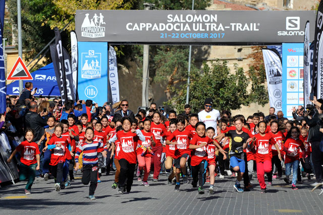 Salcano Cappadocia Kids Run photos